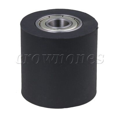 Plastic Sealed Chain Roller Rail Bearing Guide Wheel Pulley 8x30x30mm