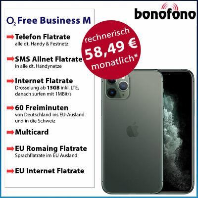 Apple iPhone 11 Pro 256GB - o2 Free Business M Allnet Flatrate|SMS|Internet 15GB online kaufen