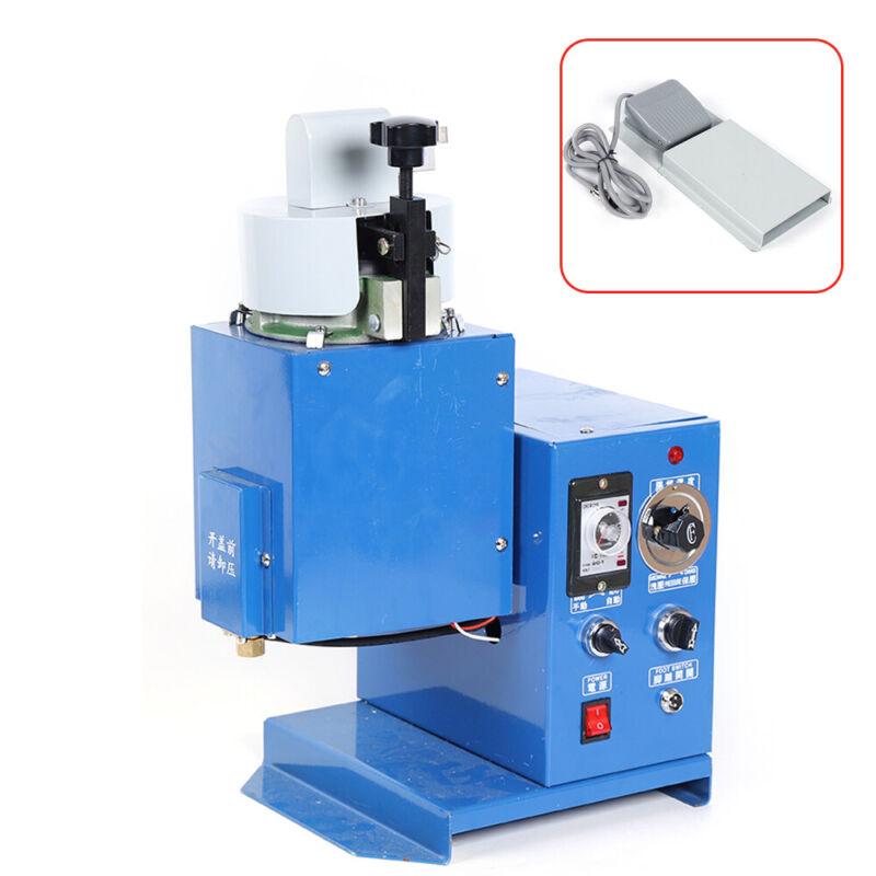 900W Hot Melt Glue Spraying Gluing Machine Adhesive Injecting Dispenser 110V UPS