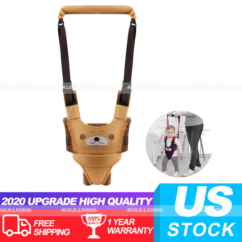 Baby Toddler Kids Learn Walking Belt Walker Wing Helper Assistant Safety Harness