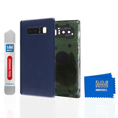 Tapa Batería Con Lente Para Samsung Galaxy Note 8 N950 (Azul) Tapa...