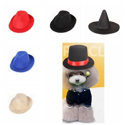 Adjustable Cute Magic Witch Cowboy Hat Cap For Pet Dog Fashion Costume](Witch Costume For Dogs)