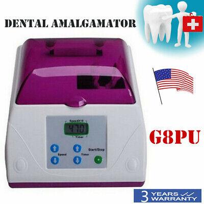 Dental High Speed Amalgamator Fast Amalgam Capsule Mixer Teeth Apparatus G8pu Us