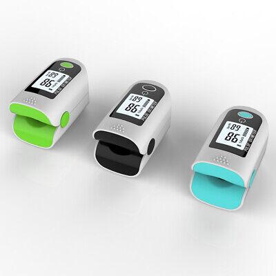 Finger Fingertip Blood Oxygen Meter Oled Spo2 Pulse Oximeter Heart Rate Monitor
