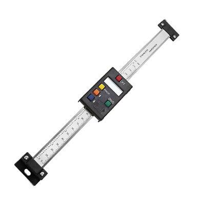 8 200mm Vert Digital Dro Quill Kit Bridgeport Readout Vertical Ruler Caliper