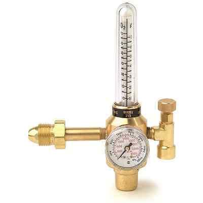 Harris Helium Hydrogen Flowmeter Regulator Model 355-2-he-580 3100205