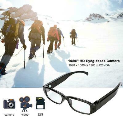 Full HD 1080P Hidden Camera Glasses Sunglasses Eyewear Video Recorder Cam CMOS  for sale  Shipping to Nigeria