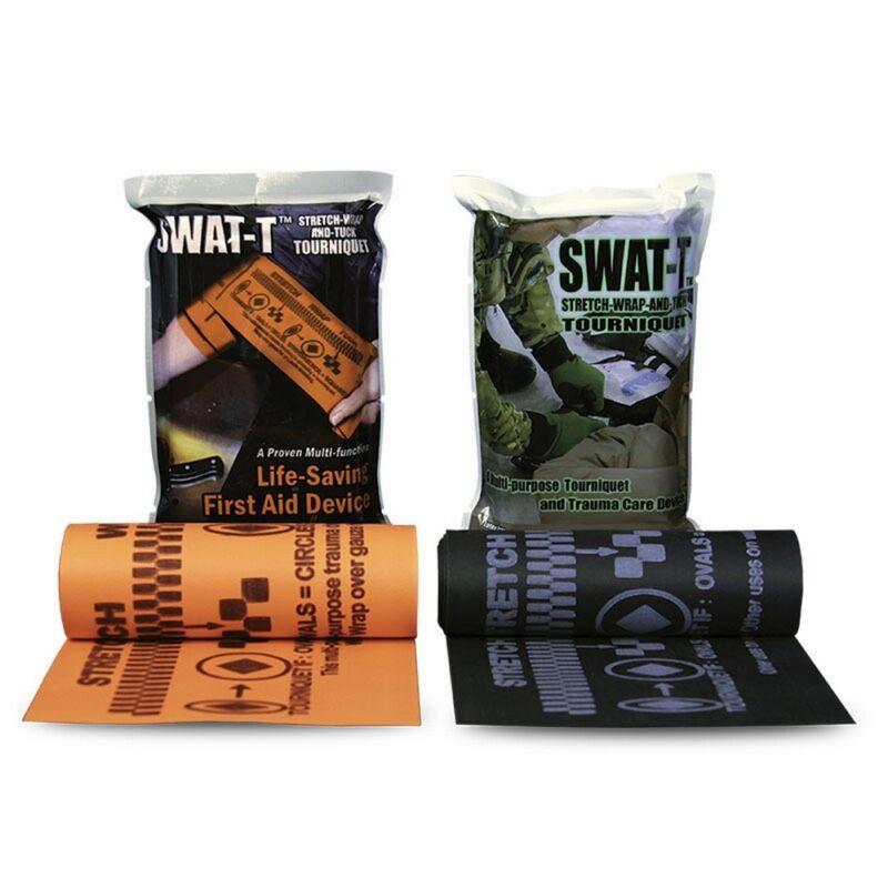 SWAT-T™ TOURNIQUET - BLACK (20-0110)