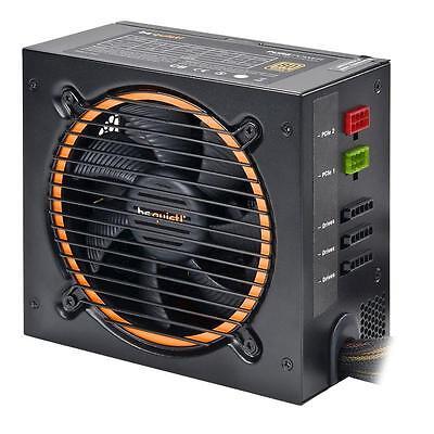 be quiet! L8 Pure Power PC ATX Netzteil 630W PCIe P8 CM BN182 Kabelmanagement