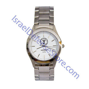 Israel-Mossad-Fashion-Nickel-Analog-Israel-Defense-Forces-Official-Gift-Watch
