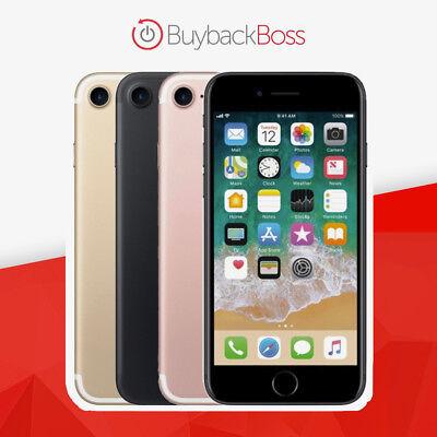 Apple iPhone 7 | 32GB / 128GB | Choose Unlocked, AT&T, or Sasktel