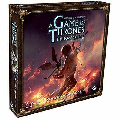 Games Fantasy Flight A Of Thrones Board Mother Dragons Expan