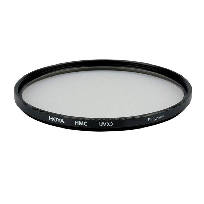 Hoya 58mm Ultraviolet UV C Haze Multi-Coated Filter Slim Frame Glass BRAND NEW