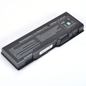 New 9 CELL BATTERY FOR DELL INSPIRON 6000 9200 9300 9400 E1705 U4873 D5318 PP12L