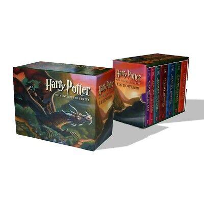 Harry Potter Boxset Books 1-7 by J. K. Rowling (Paperback, 2009)