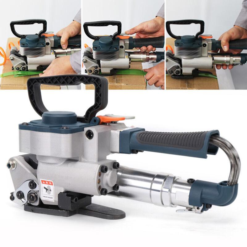 Handheld PP&PET Pneumatic Strapping Machine Semi-automatic Baler Packaging Tool