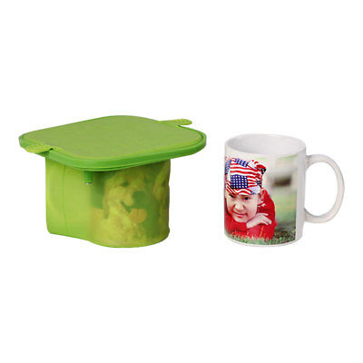 11oz Heat Transfer Silicone Mold 3d Sublimation Mug Clamp For 11oz Mugs Printing