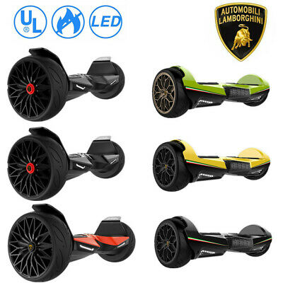 "6.5/8.5"" Lamborghini Smart Electric Scooter Balance 2-Wheels Bluetooth Music"