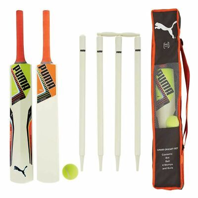 Puma EvoSpeed 7 Junior Garden Beach Wooden Cricket Set