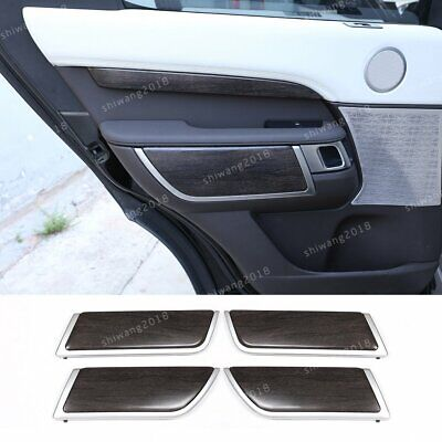 Oak Grain Door Panel Cover For Land Rover Discovery 5 L462 2017-2019 Replace for sale  Shipping to Canada