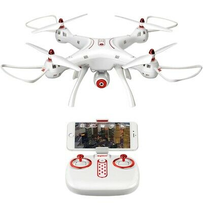 Syma X8SW WiFi FPV 2.4GHz RC Drone Quadcopter with 720p HD Camera and Hang suspended NEW
