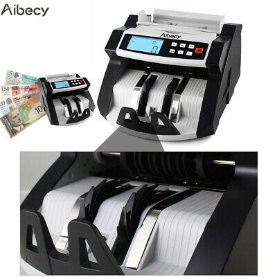 Uv Mg Counterfeit Money Bill Cash Counter Bank Machine Currency Counting H3p5