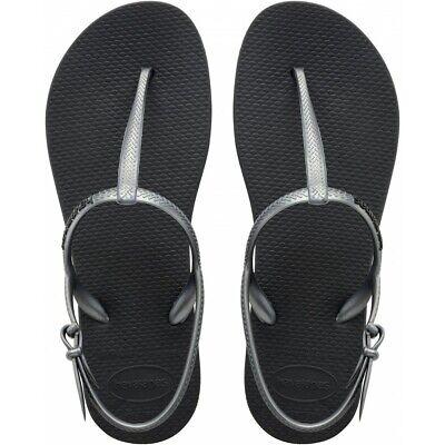 Havaianas Freedom Sandal (Black)