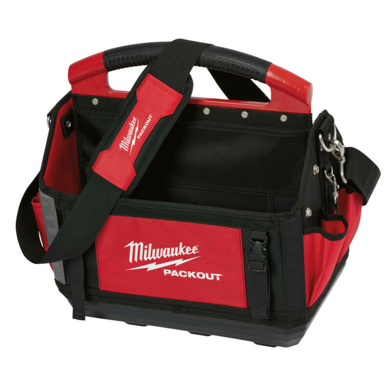 Milwaukee 48-22-8315 PACKOUT 15 in. Tote New