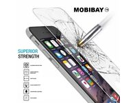 """Screen Protector for Apple iPhone 7 and iPhone 8 [4.7"""" inch], Tempered Glass (2-Pack)"""
