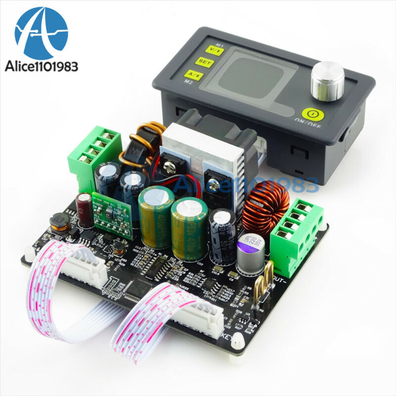 DPH3205 Buck-boost Converter Current Constant Voltage Programmable Control Power