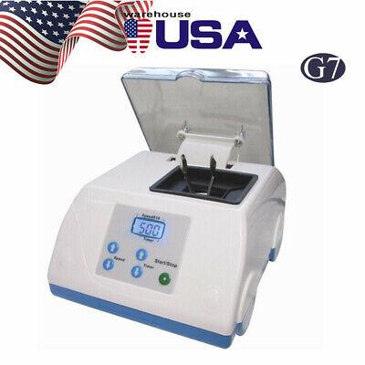 Dental Amalgamator Amalgam Capsule Mixer Mixing Device Digital Lcd G7 Amalgam Us