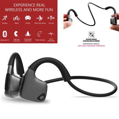 Bone Conduction Wireless Headphones Bluetooth 5.0 Earphones Running Open-Ear USA