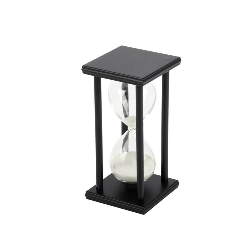 Wooden Sand 60 Minutes Clock Gift