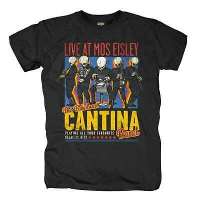 Star Wars - The Fabulous Cantina Band, T-Shirt ()