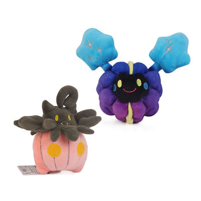 Pokemon Sun & Moon 6 inch Pumpkaboo Plush Doll 8 inch Cosmog Stuffed Anime Toy