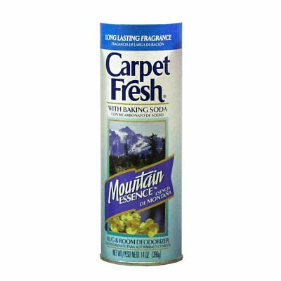Carpet Fresh Rug & Room Deodorizer with Baking Soda - Mountain Essence ()