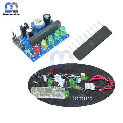 Ka2284 Sip-9 Audio Level Battery Indicator Electronic 5mm Pcb Board Diy Kit Part