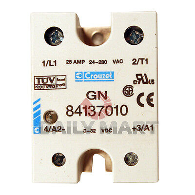 New Crouzet Gn84137010 Gn 84137010 Plc Amp Heater Relay