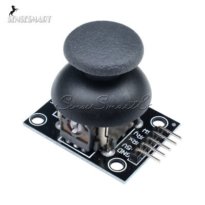 New 5pin Joystick Breakout Module Shield Ps2 Joystick Game Controller St