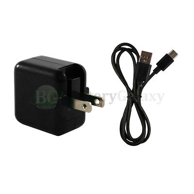 USB Type C Cable+RAPID Wall Charger for Phone Motorola Moto