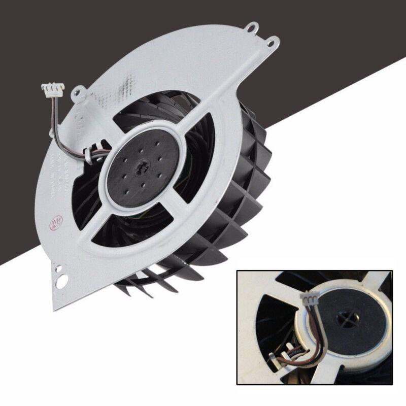 Internal Cooling Fan Replacement For PS4 KSB0912HE CUH-1115A CUH-1001A CUH-1215