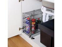 Brand New Child Lockable slide-out detergents basket