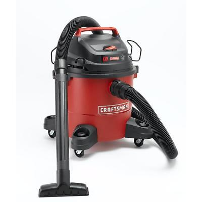 Craftsman Wet Dry Vac 6 Gallon Vacuum Cleaner 3 Peak HP Portable Shop Blower NEW for sale  Fort Lauderdale