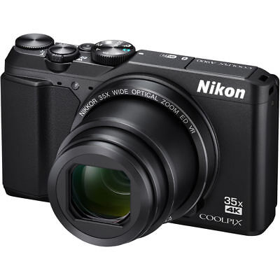 Nikon COOLPIX A900 Digital Camera (Black) 26501