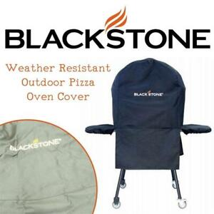 NEW Blackstone Weather Resistant Outdoor Pizza Oven Cover Condtion: New, 1