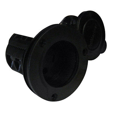 ProMariner AC Plug Holder - Black Promariner Ac Plug Holder