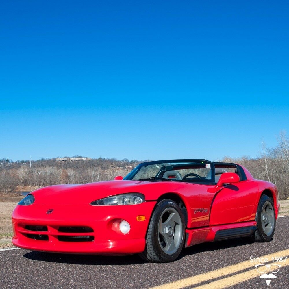 1995 Dodge Viper Viper RT/10 Roadster: 1995 Dodge Viper RT/10 Roadster