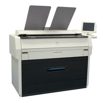 Kip 7100 36 Inch Black And White Wide Format Printer