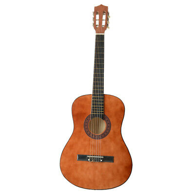 38 Inch Acoustic Guitar +Pick +Chord Classical for Beginner Musical Instrument