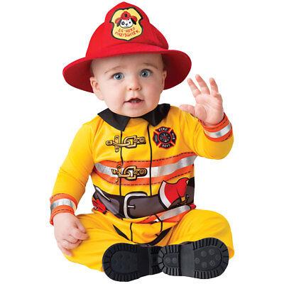 Infant Fearless Firefighter Halloween Costume - Fireman Halloween Costumes Toddler